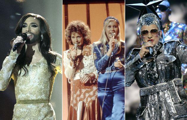Conchita Wurst, ABBA and Verka