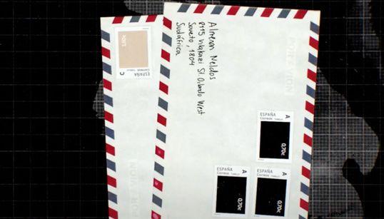 Enviar una carta puede ser una manera de combatir el