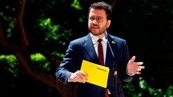 EN DIRECTO: La investidura de Pere Aragonès en el