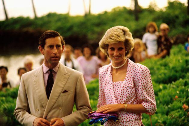 O πρίγκιπας Κάρολος και...