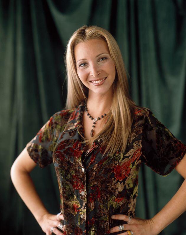 Lisa Kudrow as Phoebe