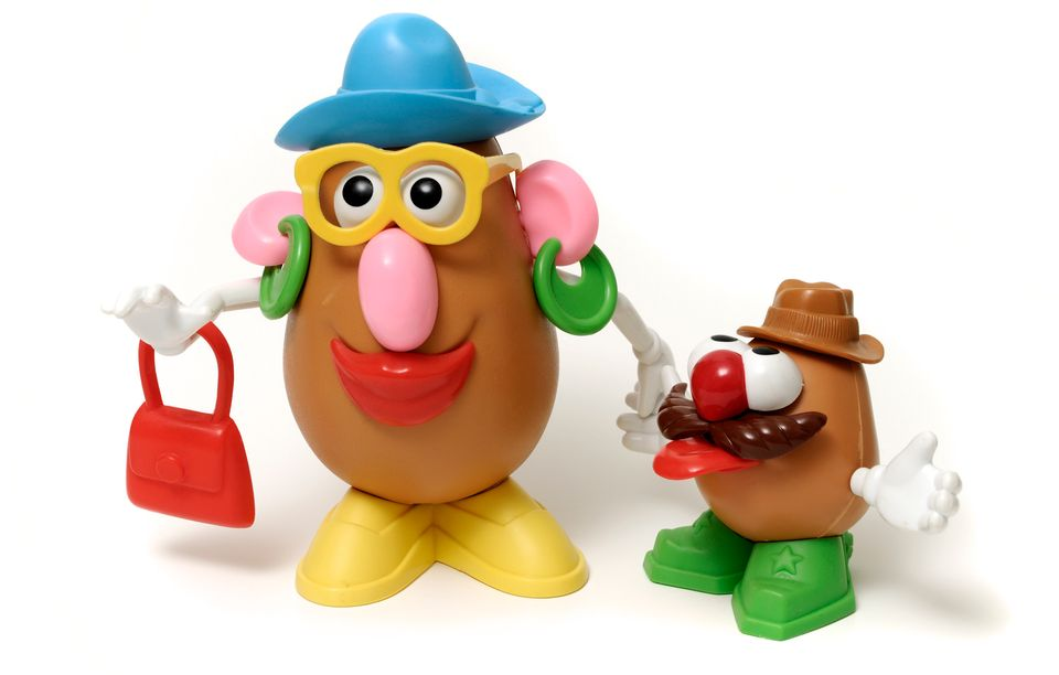 Biden is not trying to get rid of Mr. Potato