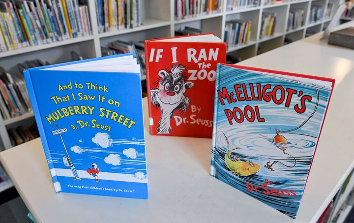 """""""And to Think That I Saw It on Mulberry Street,"""" """"If I Ran the Zoo"""" and """"McElligot's Pool"""" are three Dr. Seuss books that wil"""