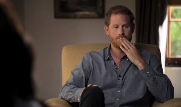 Prince Harry Reveals He Used Drink And Drugs To Cope With Trauma Of Princess Diana's Death