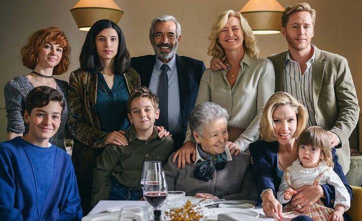 Los actores de la 21ª temporada de 'Cuéntame cómo pasó'.