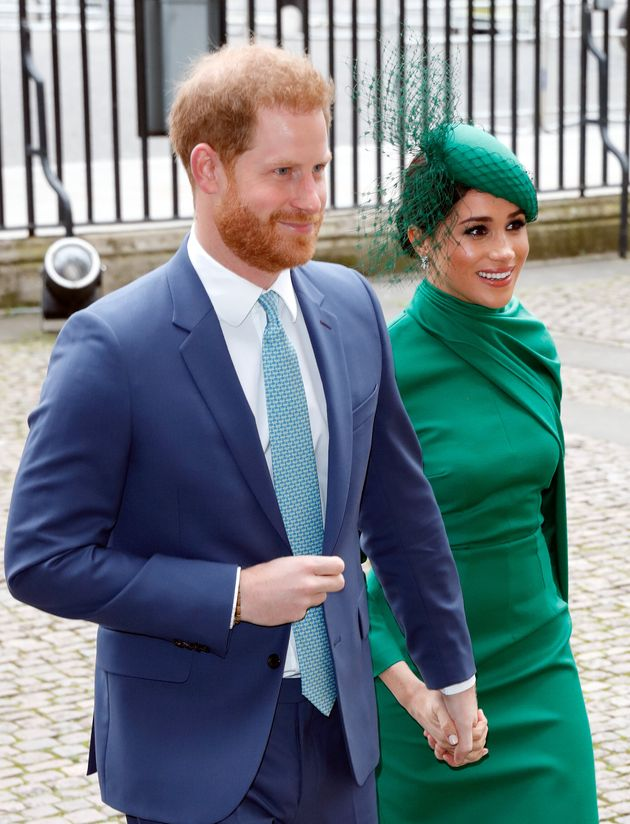 Prince Harry And Meghan Markle Movie: People Have Thoughts After Getting First Glimpse Of Teaser Pic