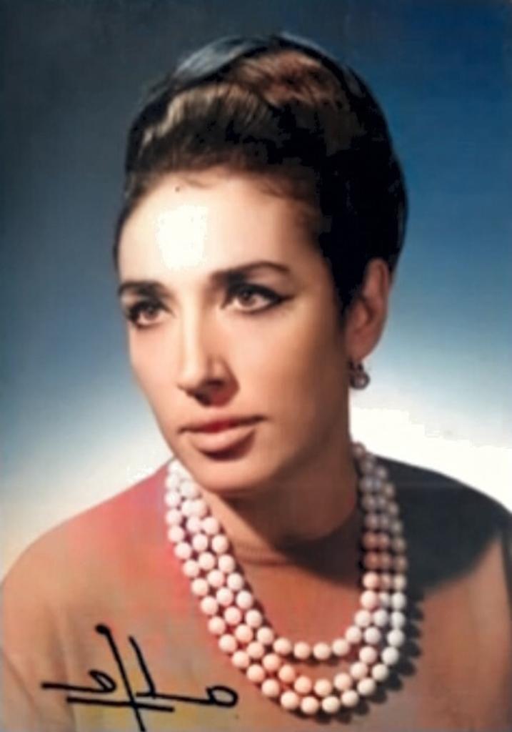 Una foto de archivo de Merche Valimaña.