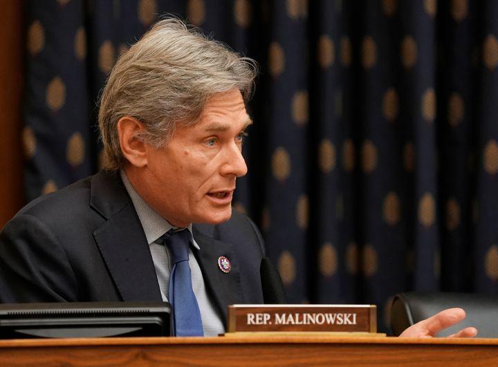 Rep. Tom Malinowski (D-N.J.)said his broker handles all of his trading decisions.