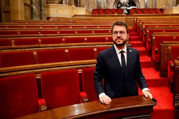 La Catalogna ha un Governo che vuole (senza fretta) una nuova scossa