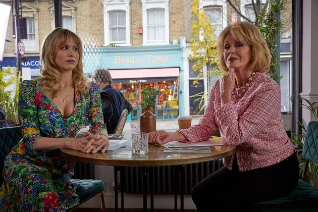 Tanya called Joanna Lumley's casting