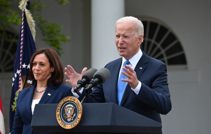 Conservatives have tried to claim that President Joe Biden is under the control of his party's far-left elements.