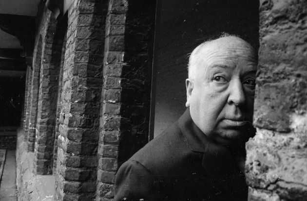 3rd May 1966: British film director Alfred Hitchcock (1899 - 1980) in Cambridge. (Photo by Peter Dunne/Express/Getty