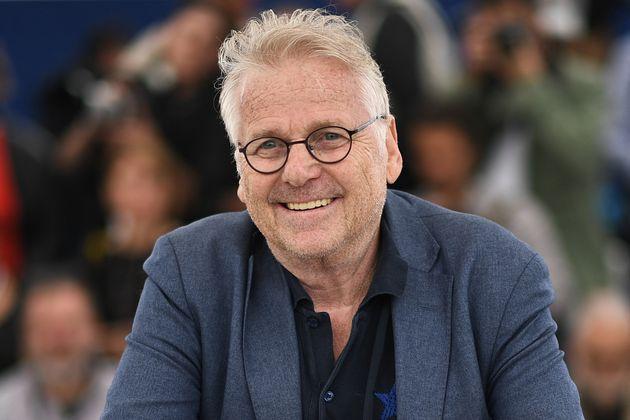 Daniel Cohn-Bendit photographié au festival de Cannes de 2018