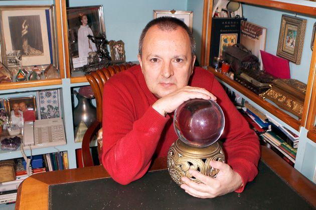 Octavio Aceves, en una imagen de