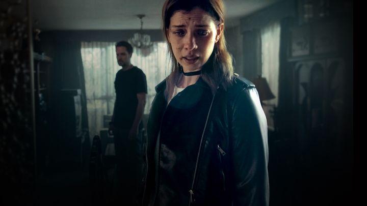 """Who Killed Sara?"" on Netflix."