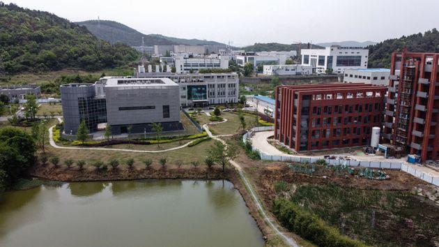 El Instituto de Virología de Wuhan, en la provincia de