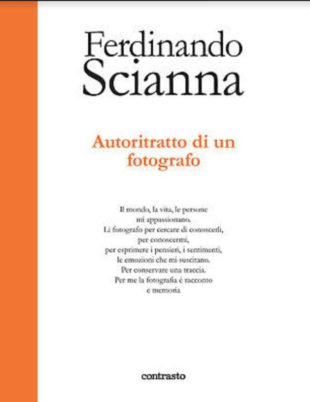 Ferdinando Scianna, Autoritratto di un