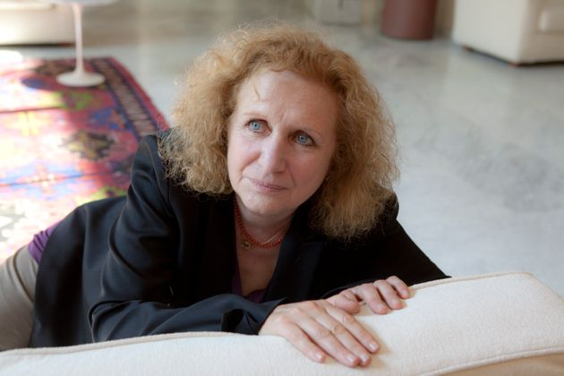 Daniela Di Sora, founder of Voland publishing house, Turin, 2011. (Photo by Leonardo Cendamo/Getty