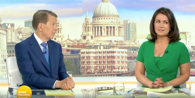 Susanna looked rather uncomfortable at the mention of her former
