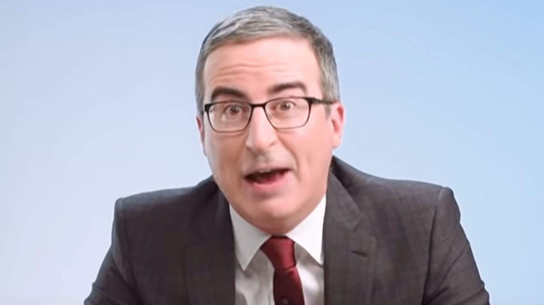 John Oliver Nails The Most Terrifying Part Of Donald Trump's Legacy