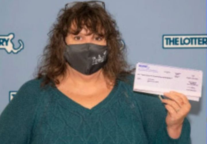 Lea Rose Fiega, a Massachusetts woman who accidentally tossed out a $1 million lottery ticket, eventually collected her winni