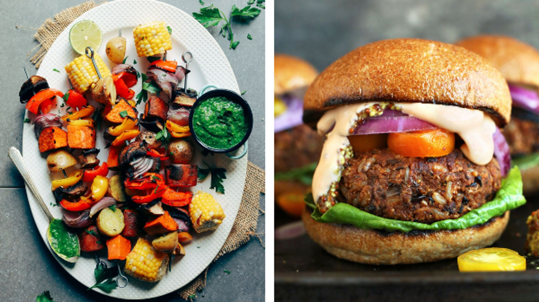 Vegan And Vegetarian Grilling Recipes For A Plant-Based Cookout