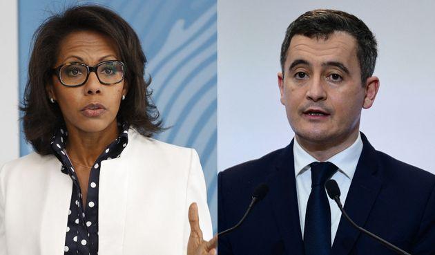 Audrey Pulvar, candidate aux élections régionales et tête de liste PS en Île-de-France,...