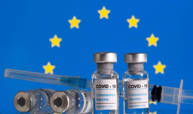 Πάνω από 1 δισ. εμβόλια στην ΕΕ έως τα τέλη