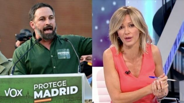 Santiago Abascal y Susanna