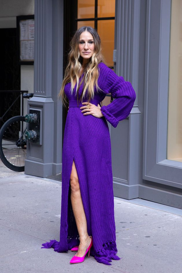 Sarah Jessica Parker Digs Out 20-Year-Old Sex And The City Prop Ahead Of Reboot