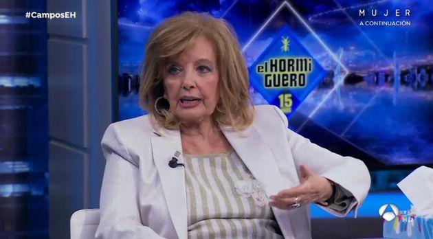 María Teresa Campos en 'El