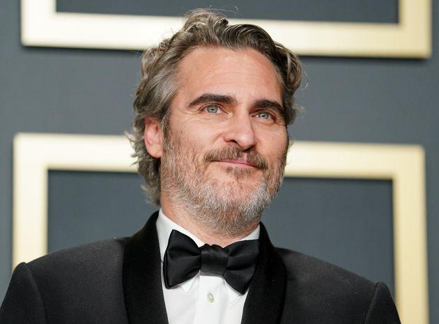 第92回アカデミー賞で主演男優賞を受賞したホアキン・フェニックス