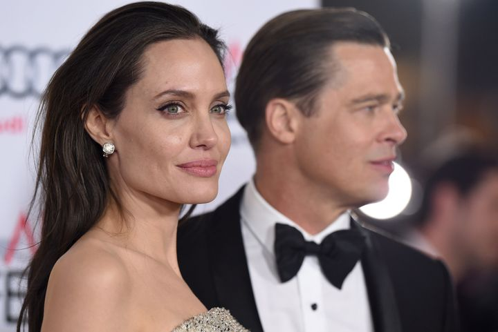 For the past five years, Angelina Jolie and Brad Pitt have been locked in a contentious divorce.