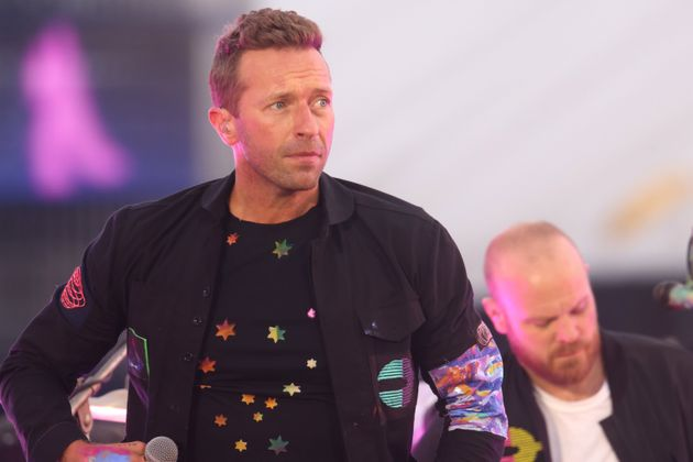 Chris Martin contacted James after Saturday's disappointing Eurovision