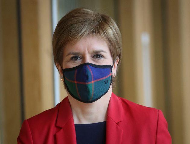 Scottish First Minister Nicola