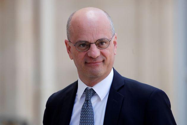 Blanquer promet une nouvelle revalorisation des salaires des enseignants en 2022 (photo de Jean-Michel...