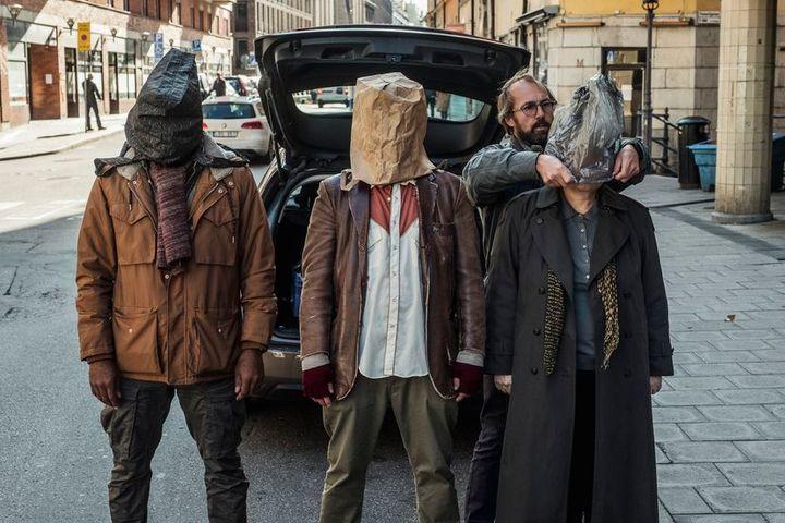 Una escena de la serie 'Una conspiración sueca'.