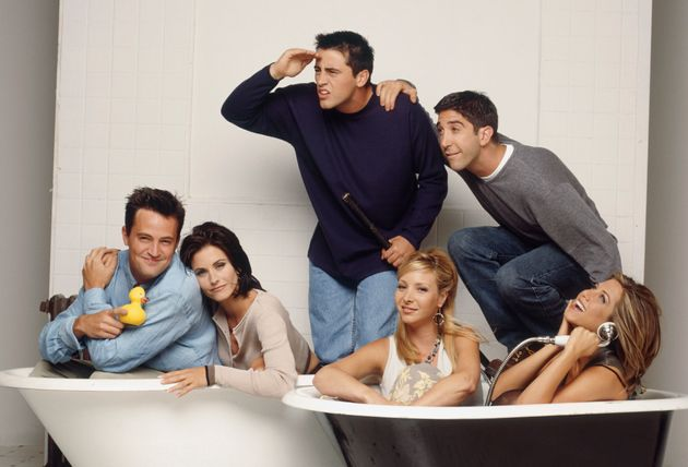 Friends Reunion Isnt Leading To More Episodes, Lisa Kudrow Suggests