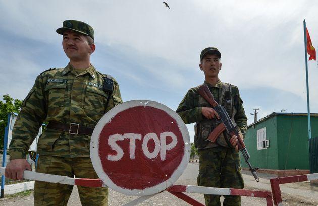 Ισορροπίες ισχύος στην Κεντρική Ασία και οιεντάσεις στα σύνορα