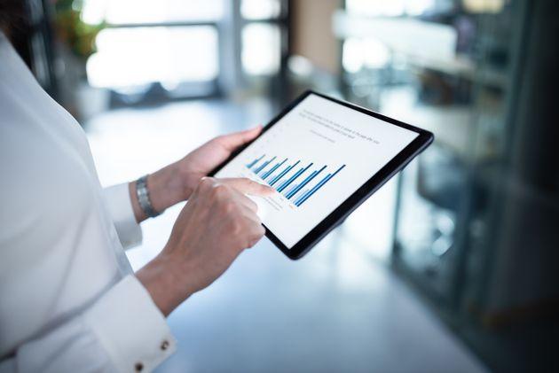 business report on digital