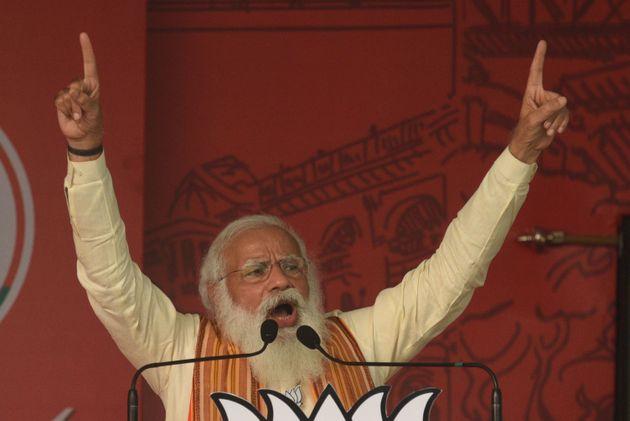El primer ministro de India, Narendra