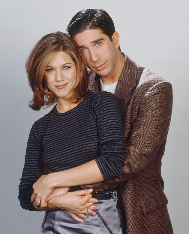 The Ross and Rachel saga was at the centre of the show's early