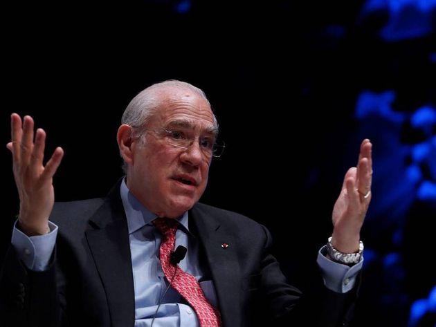 Presidente de la OCDE, Ángel
