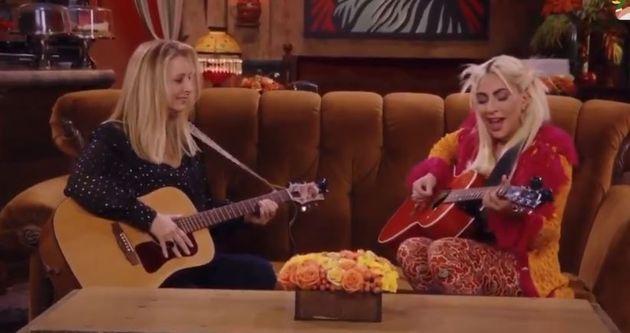 Lisa Kudrow et Lady Gaga en duo dans l'épisode