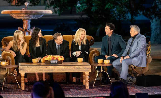 Friends Reunion Special - Photography by Terence