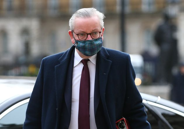 Michael Gove Denies His Department Was Terrifyingly S*** During Covid