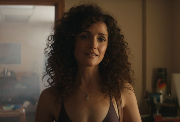 """Rose Byrne stars in the new comedy """"Physical."""""""