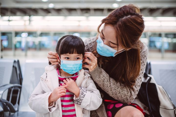 There are different considerations for traveling with children under 12, who do not have access to COVID-19 vaccines.