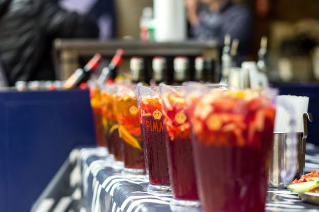 Pimm's And Aperol Smashed By Aldis Own-Label Summer Spirits