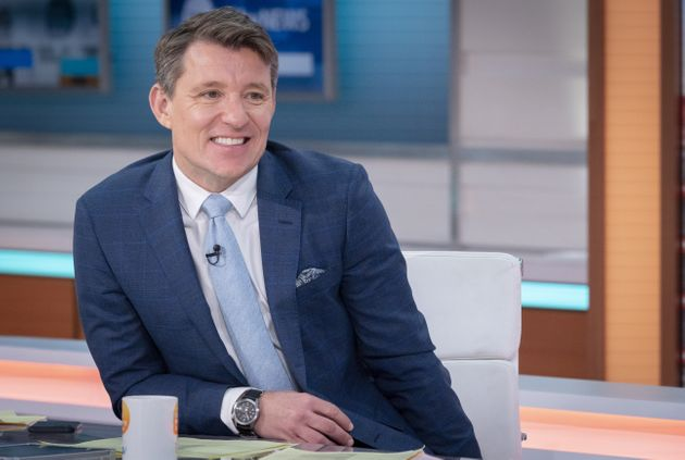 Ben Shephard Reveals He Had Friends Cameo Role And Our Minds Are Blown